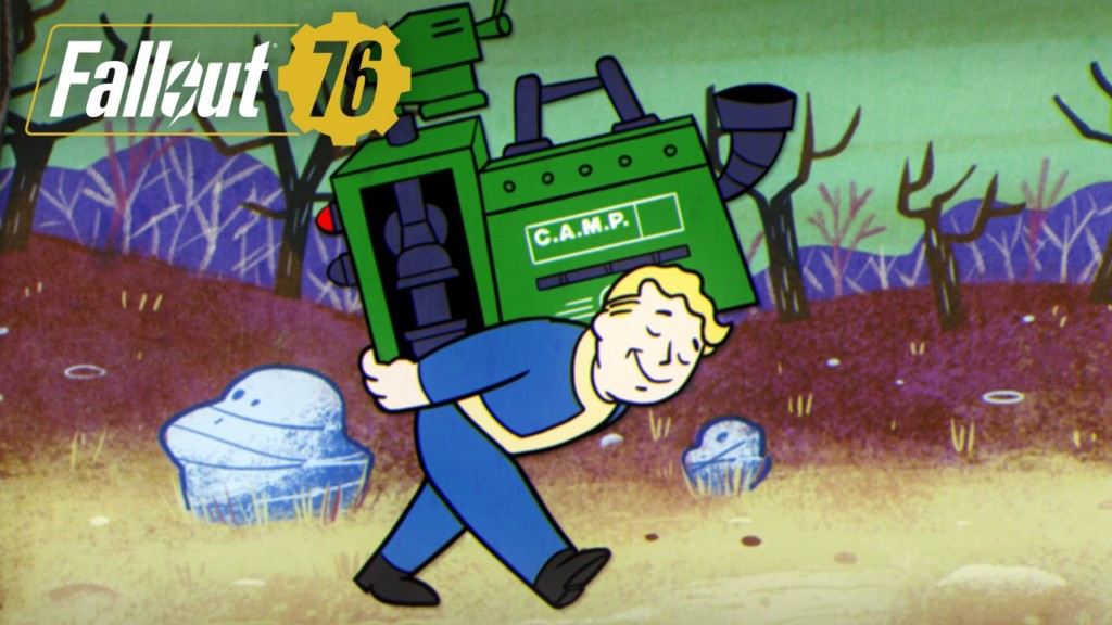 Fallout 76 – Home Theater Test PS4 Pro