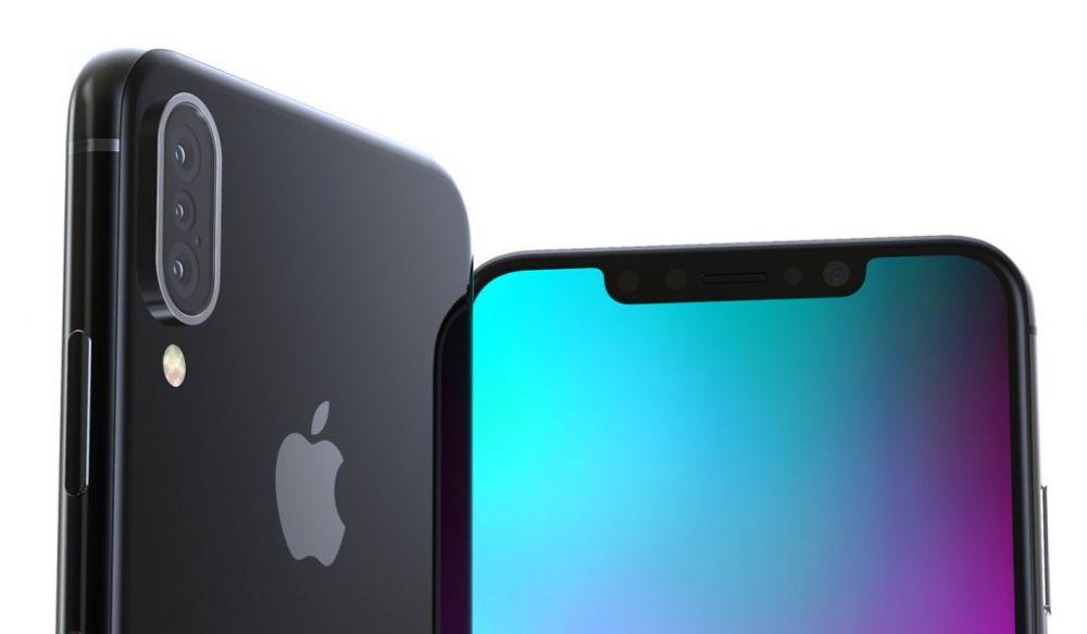 iPhone 2019: probabili tre fotocamere 3D