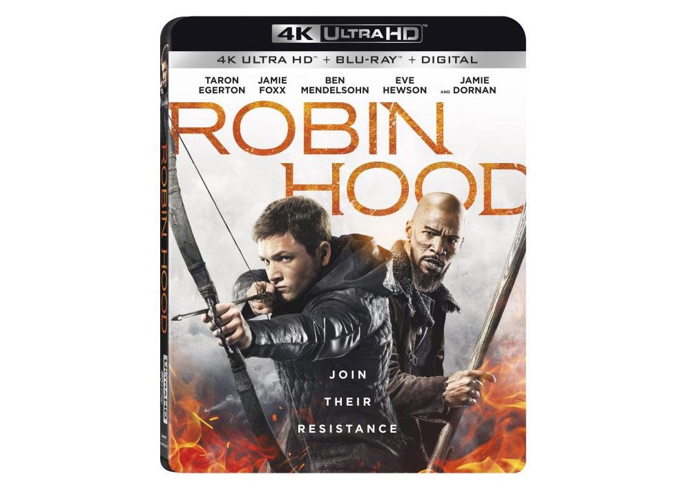 Robin Hood in UHD: ecco la combo Dolby Vision-HDR10+