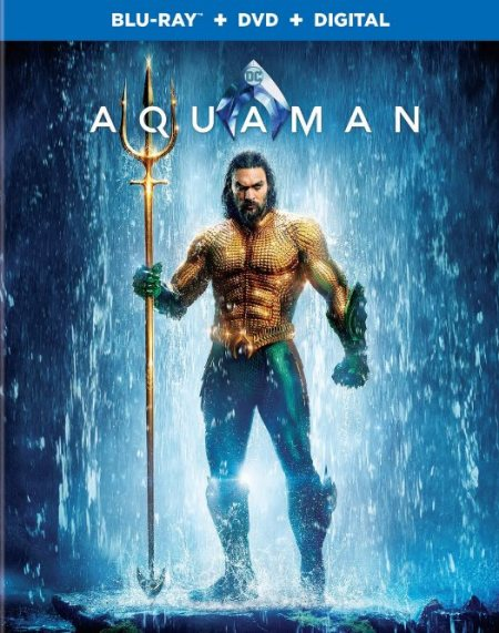 Aquaman: tutti i dati tecnici delle edizioni