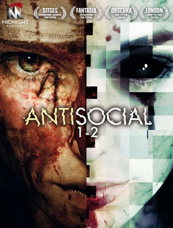 antisocial 1- 2