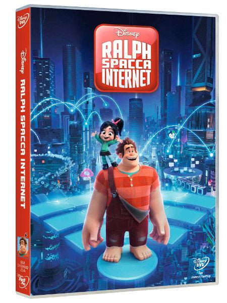 Ralph spacca tutto... anche su internet