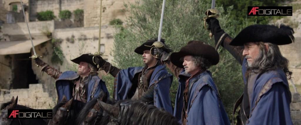 moschettieri del re: la penultima missione