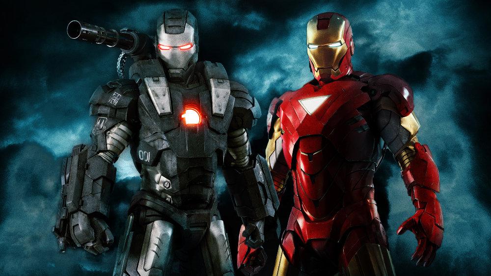 La trilogia di Iron Man prossimamente in UHD