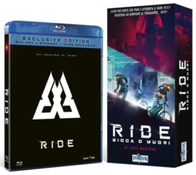 Ride [BD] - Recensione & Interviste