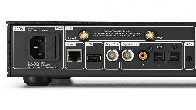 Naim ND5 XS 2: streamer audio al top a 3000 euro