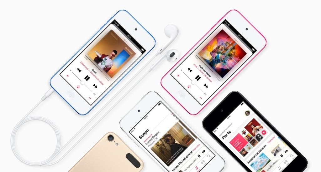 Ecco il nuovo iPod Touch 2019… ma ce n'era bisogno?