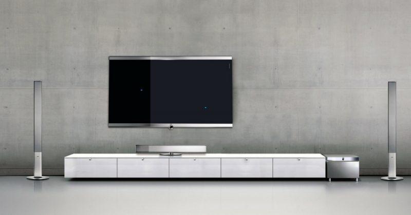 Loewe riprende la produzione di TV OLED e LCD in Germania