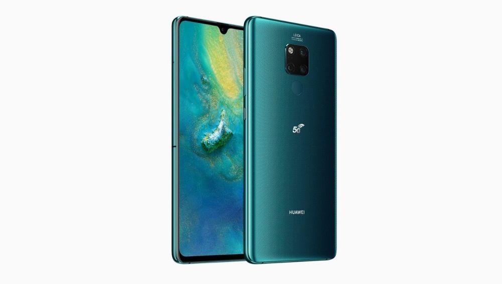 Huawei Mate 20 X 5G: il 5G a oltre 1000 euro