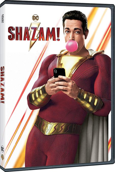 A fine agosto ... Shazam!