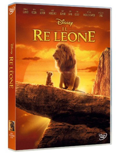 Il re leone ruggirà in Home Video a Natale