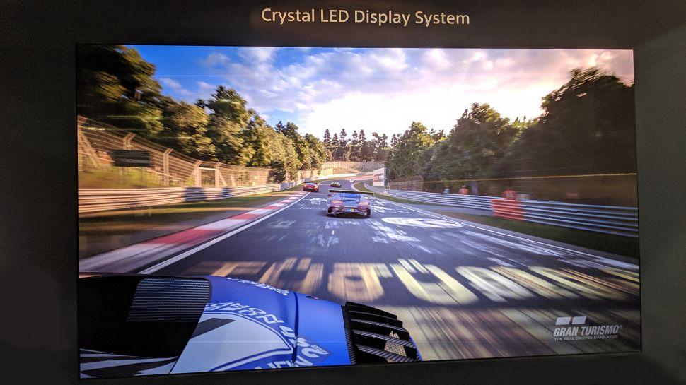Sony Crystal LED: che ne dite di uno schermo da 900.000 dollari?