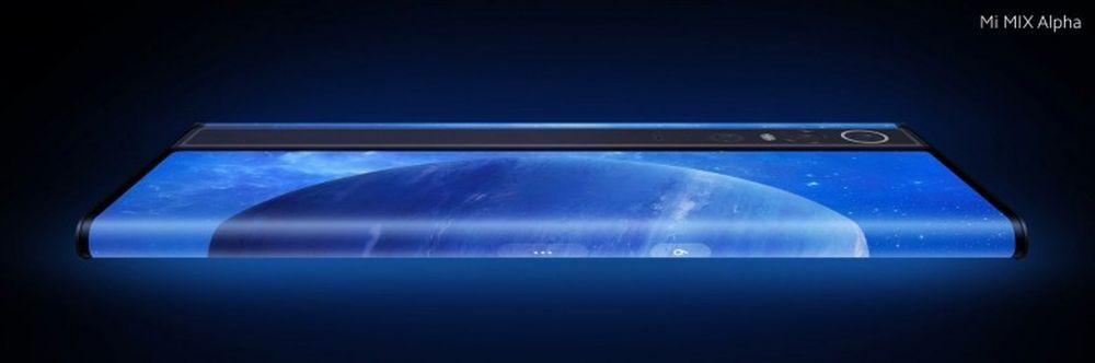 Xiaomi Mi Mix Alpha: lo smartphone avvolto nel display