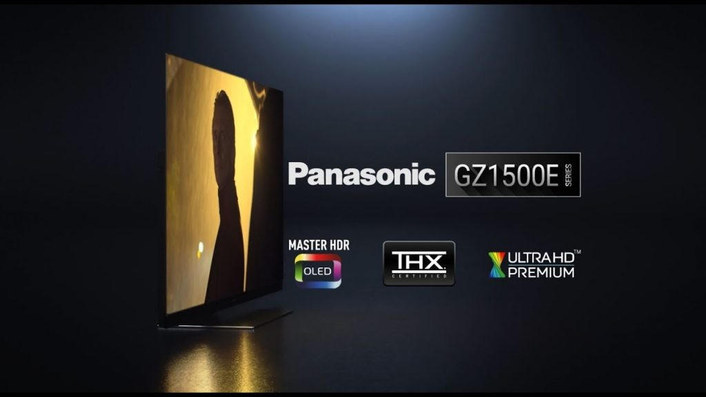 Panasonic TX-GZ1500E THX OLED