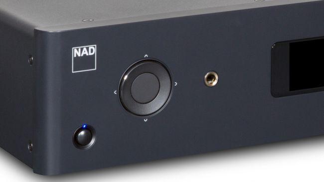 Streamer audio NAD C 658 – La recensione