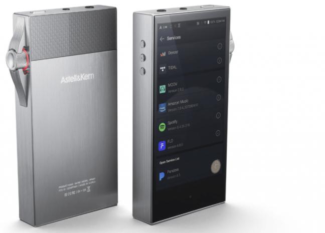 Astell & Kern SA700: il DAP portatile hi-res con doppio DAC