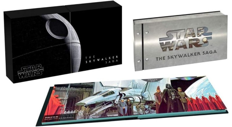 Tutto Star Wars in UHD dal 4 maggio