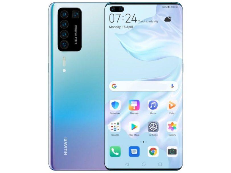 Huawei P40 Pro potrebbe avere cinque fotocamere sul retro