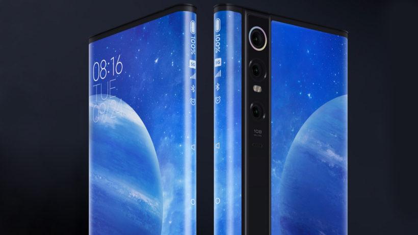 Xiaomi lavora a uno smartphone con una fotocamera in-display