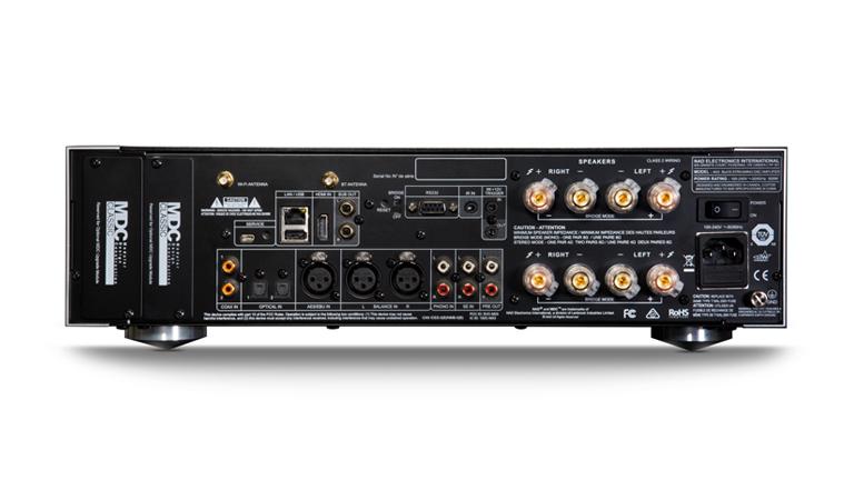 CES 2020: l'amplificatore tuttofare NAD Masters M33 è una bomba