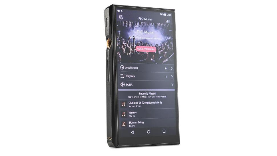 Fiio M11 Pro: il player audio hi-res con una marcia in più