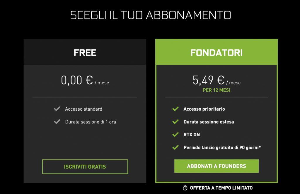 Nvidia GeForce NOW: il servizio di gioco in streaming esce dalla fase Beta