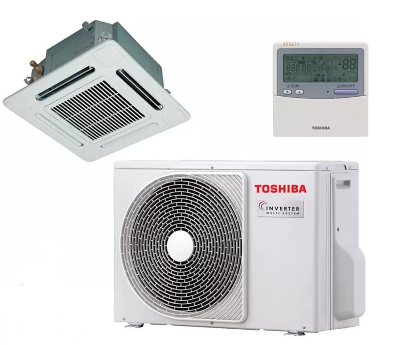 Cresce la gamma Digital Inverter di Toshiba