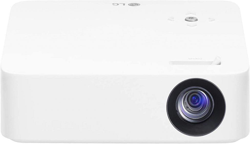 Fino a 100 pollici con il proiettore portatile LG CineBeam PH30N