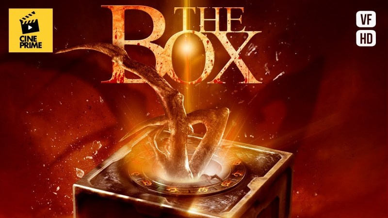 THE BOX (GREMLIN) – Horreur – Film complet en français