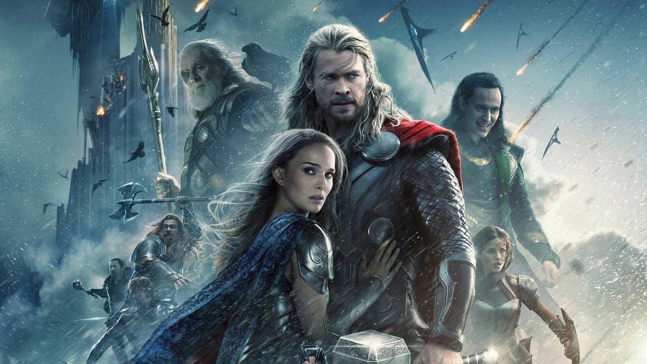 اقوى افلام اكشن في العالم 2019 ( Thor Ragnarok ) فيلم خطييييير جودة عالية HD