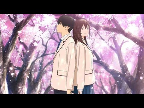 فيلم انمي رومانسي  Kimi No Suizou Wo Tabetai مترجم 720p