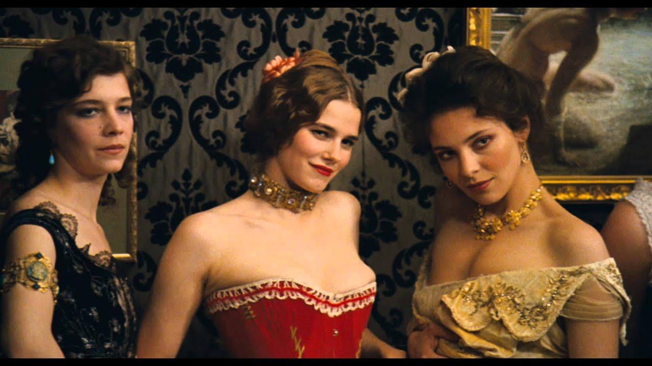 فيلم الرومانسية والإثارة الفرنسي بيت التسامح