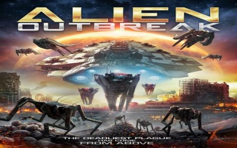 فيلم خيالي Alien Outbreak 2020 مترجم عربي كامل