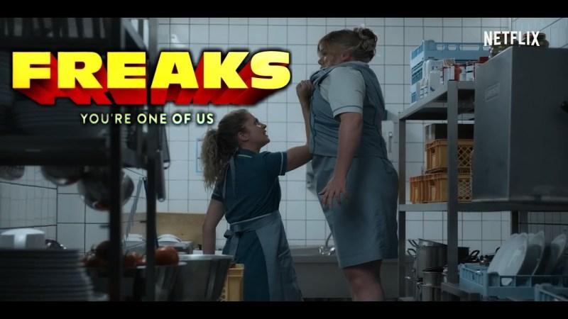 فيلم الاكشن Freaks: You're One of Us الألماني (2020) مترجم كامل