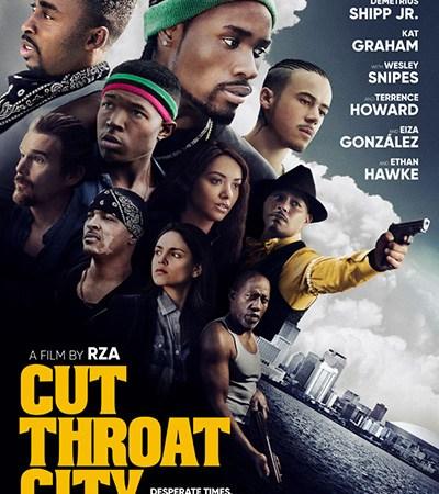 فيلم الاكشن Cut Throat City (2020) مترجم