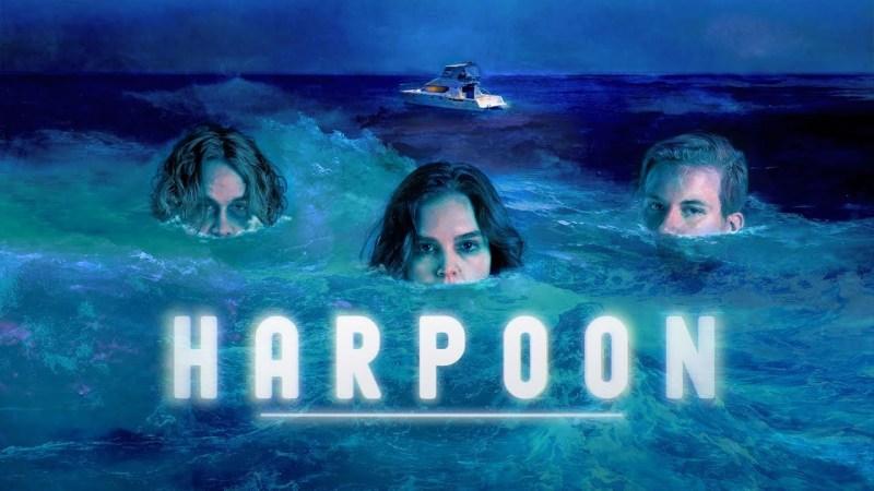 فيلم الكوميدي المشوق Harpoon (2019) مترجم للعربية