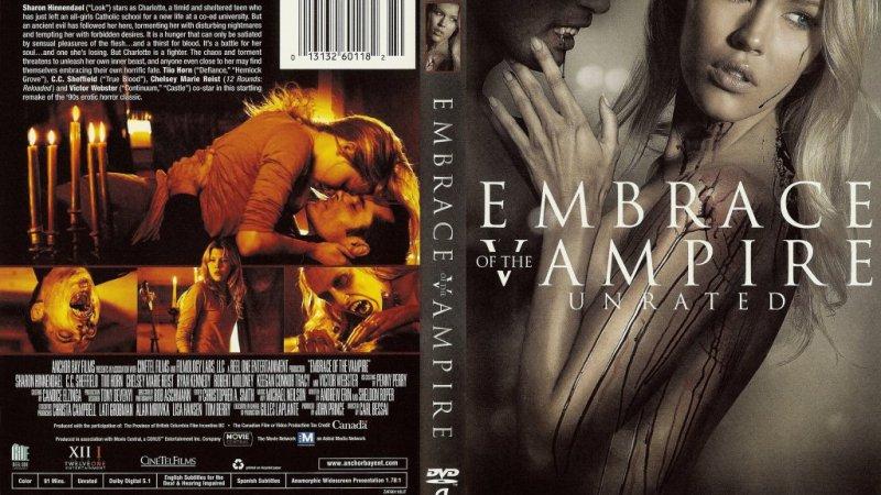 فيلم الرعب والإثارة Embrace of the Vampire (2013) للكبار فقط