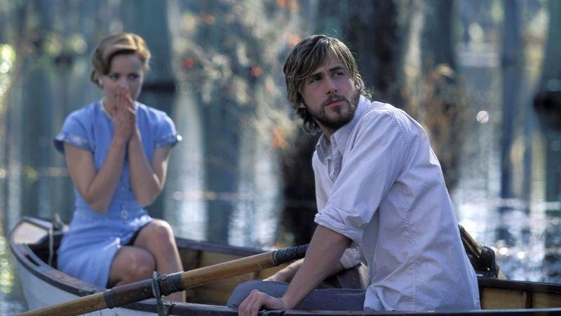 فيلم الرومانسية The Notebook (2004) مترجم