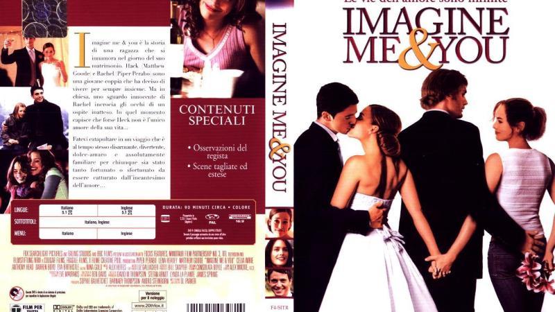 فيلم الرومانسية والدراما Imagine Me & You (2005)  مترجم