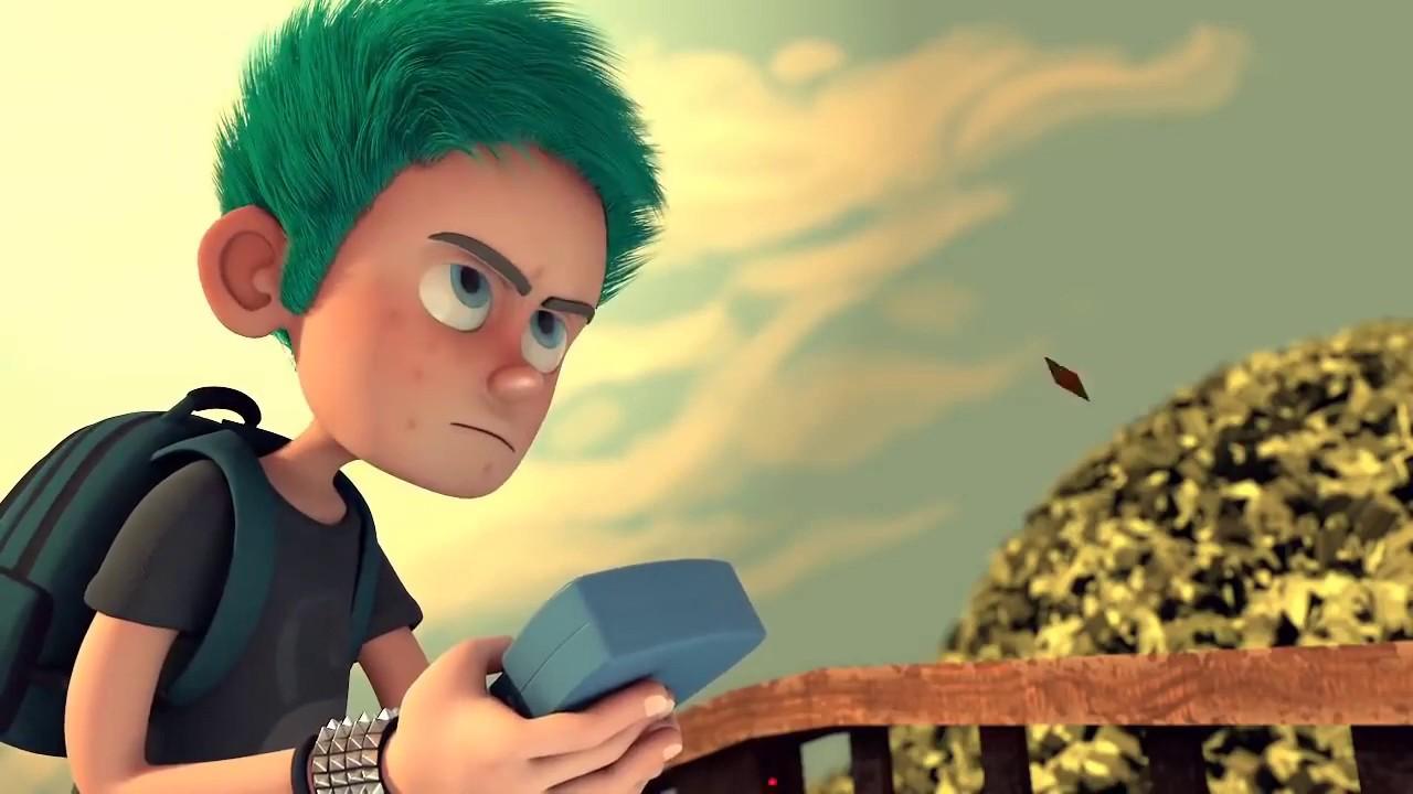 فيلم انمي قصير جديد  بجودة   Animated Short Film  Broken Wand  HD