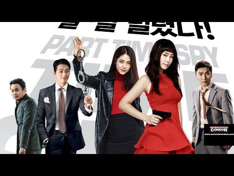 فيلم الأكشن والكوميديا الكوري جاسوسة بدوام جزئي مترجم كامل