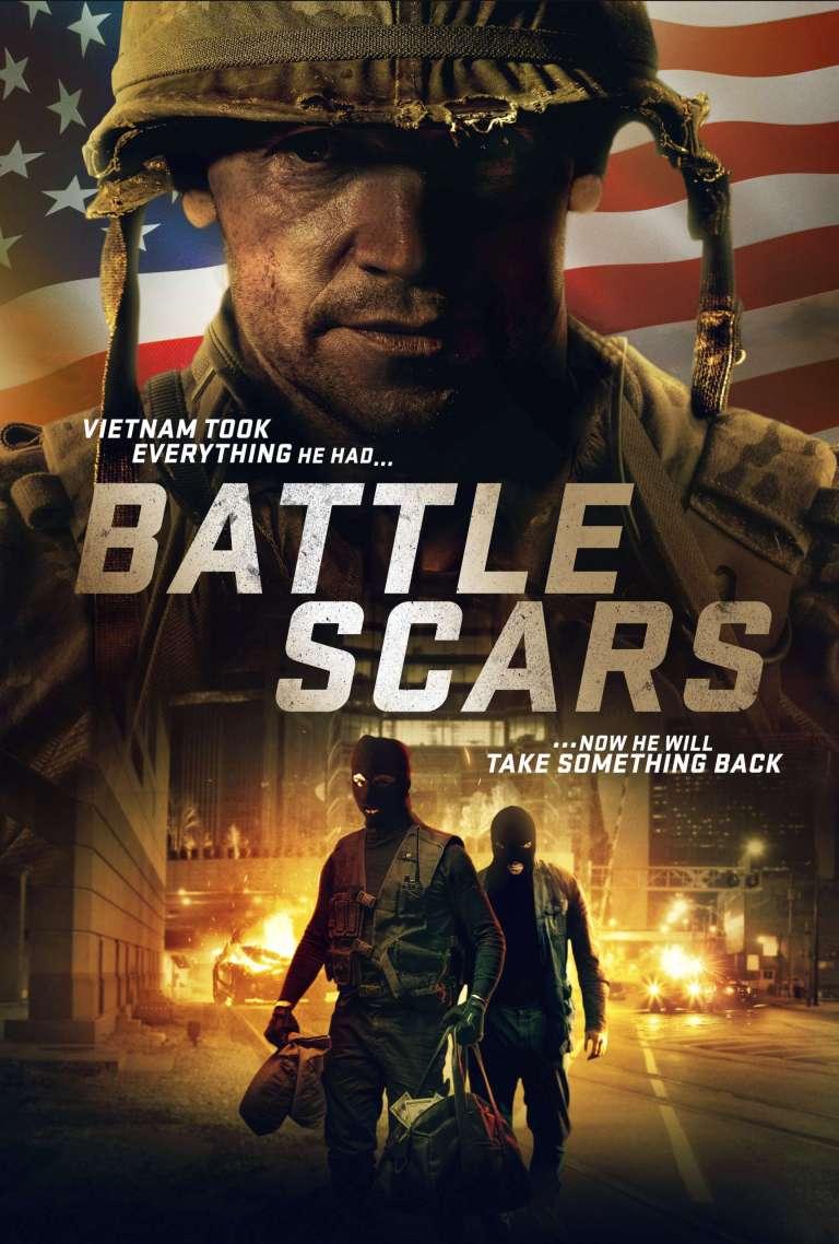 فيلم الاكشن الحربي Battle Scars 2020 مترجم