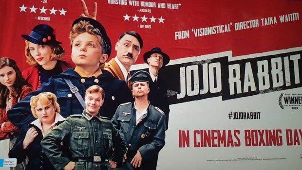 فيلم كوميدي والدراما الحربي Jojo Rabbit مترجم