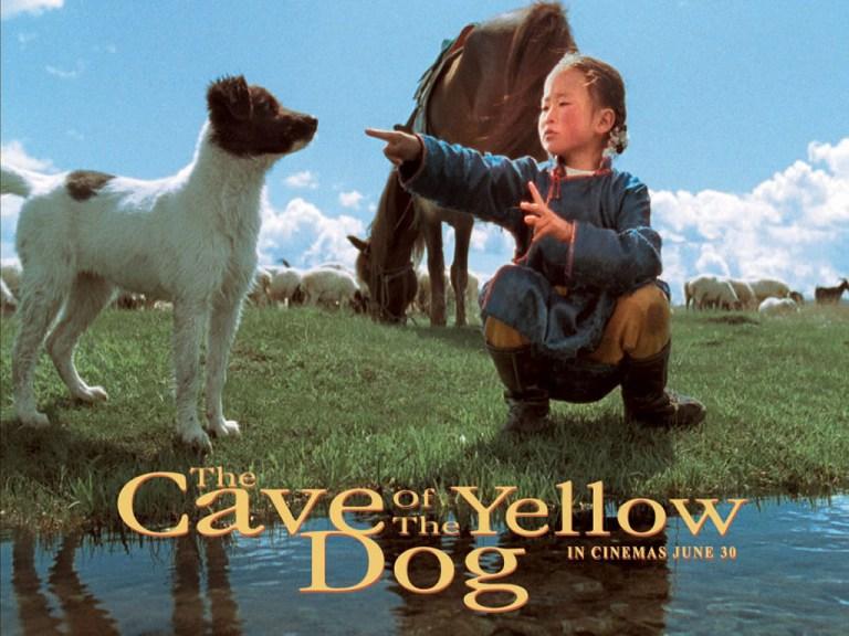 فيلم منغولي / ألماني The Cave of the Yellow Dog مترجم