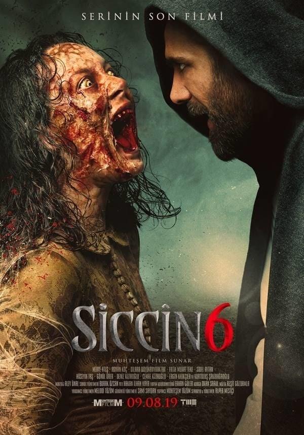 فيلم الرعب Siccin 6 مترجم كامل