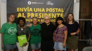 Encuentro con Ciudades Alternativas República Dominicana