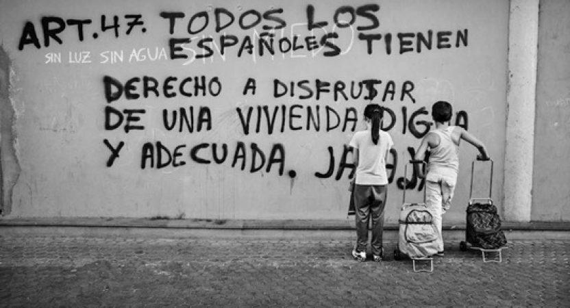 EL DEFENSOR DE PUEBLO ABRE UNA INVESTIGACIÓN SOBRE VULNERACIÓN DEL DERECHO A LA VIVIENDA