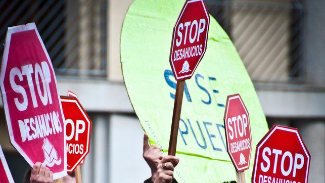 Los datos trimestrales del CGPJ reafirman la urgencia de hacer realidad la Ley Vivienda PAH