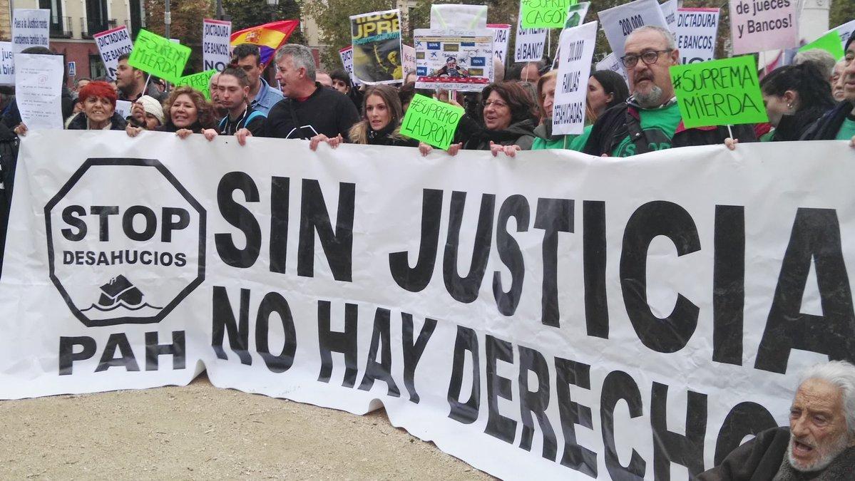 Sin Justicia no hay Derechos
