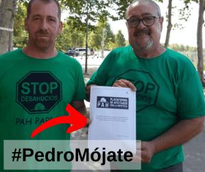Lee más sobre el artículo La PAH nos hemos reunido con Pedro Sánchez